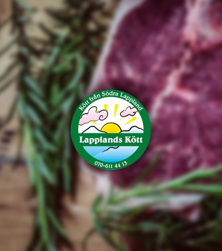 Lapplands Kött